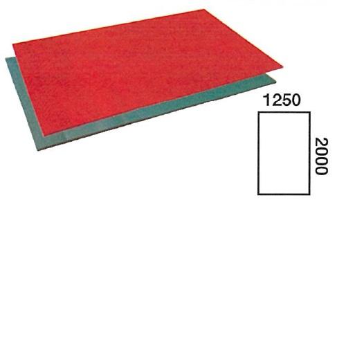 【送料無料】 アトラス グリーン L2000×W1250×H15mm 5.5kg