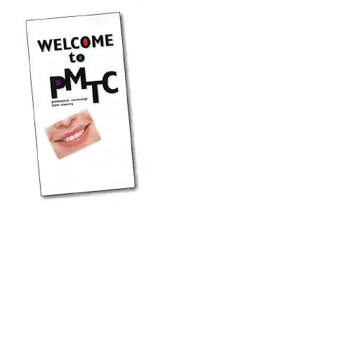 【送料無料】 PMTCガイド 名入れ無 H210×W110mm 500冊 メディカルランド