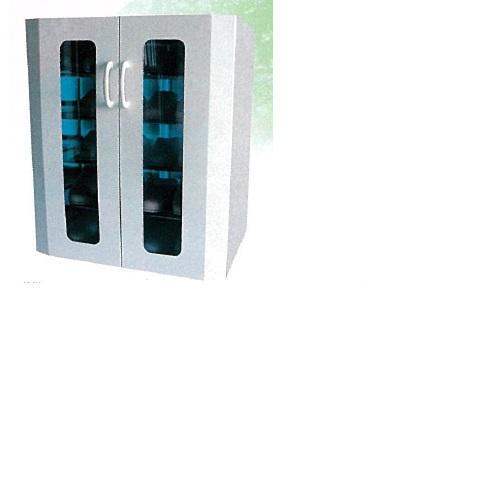 【送料無料】 クリーンエイトワイド ウォールナット H65×D54×W38cm 18.5kg 東邦歯科産業