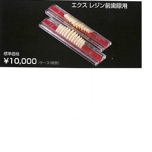 【送料無料】 B.S.A.レジン前歯隙用 1番 色調A3 12歯×14組