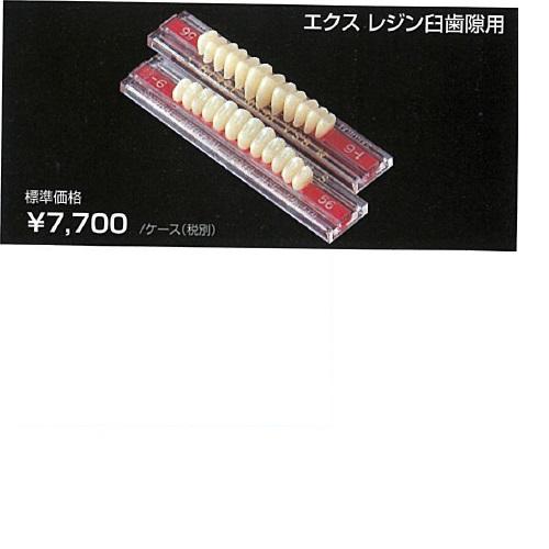B.S.A.レジン臼歯隙用 6番 色調55 12歯×14組