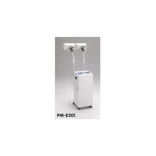 【送料無料】 マイクロ波治療器(2灯式)(ワイド・丸アンテナタイプ) イトー PM-820 酒井医療機器