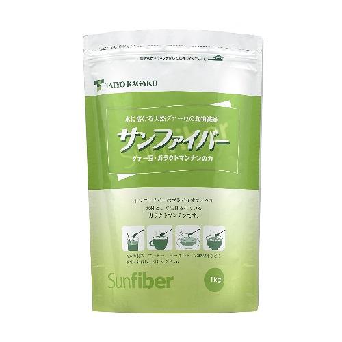 【送料無料】 サンファイバー 1kg×1袋入 太陽化学