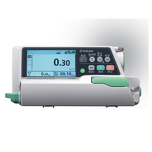 【送料無料】 医療機器 テルフュージョン輸液ポンプLM型 TE-LM800A 1台 TE-LM800A テルモ