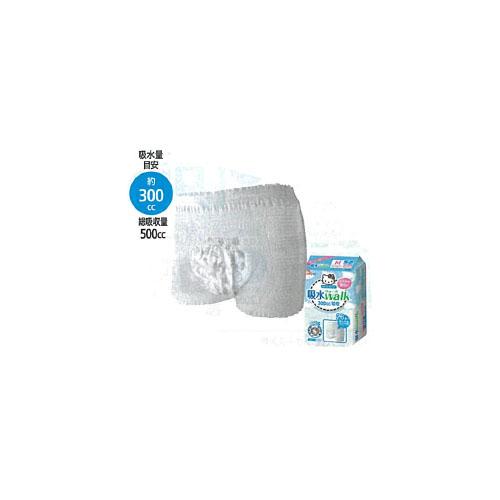【送料無料】 6袋 KT 吸水ウォーク ウエスト:60~90 26枚 レック(株)