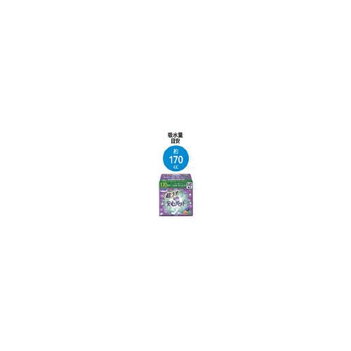 【送料無料】 24袋 リフレ 安心パッド 吸水量170CC 16枚 (株)リブドゥコーポレーション