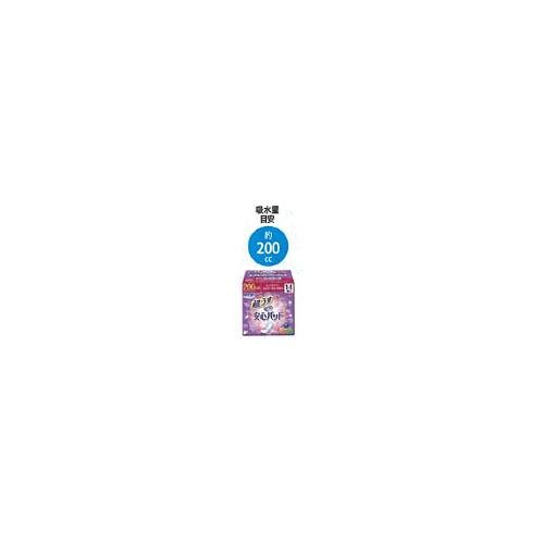 【送料無料】 24袋 リフレ 安心パッド 吸水量200CC 14枚 (株)リブドゥコーポレーション