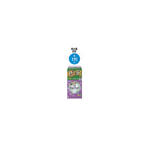 【送料無料】 12袋 リフレ 安心パッド まとめ買いパック 吸水量170CC 32枚 (株)リブドゥコーポレーション
