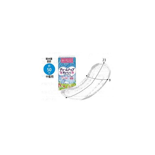 【送料無料】 27袋 チャームナップ 吸水さらフィ 中量用 18枚 ユニ・チャーム(株)