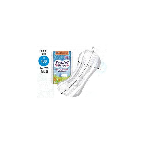 【送料無料】 24袋 チャームナップ 吸水さらフィ 多くても安心用 14枚 ユニ・チャーム(株)