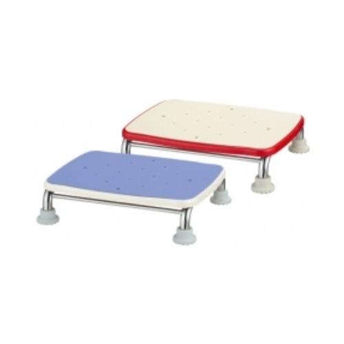 【送料無料】 安寿 ステンレス製浴槽台R ジャスト10 ブルー 高さ/10cm 1台 536-491 アロン化成