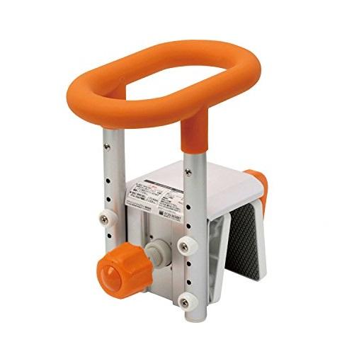 【送料無料】 入浴グリップ ユクリア コンパクト130 オレンジ 1台 PN-L12211D パナソニック