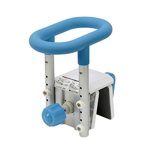 【送料無料】 入浴グリップ ユクリア コンパクト130 ブルー 1台 PN-L12211A パナソニック
