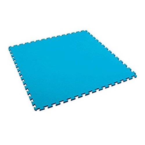 おふろクッションマット 幅100×長さ100×厚さ1.5cm 1枚入 MCM-1001 イノアックリビング