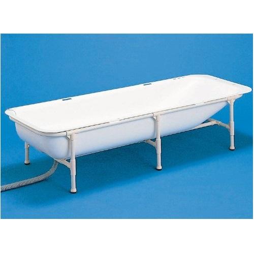 【送料無料】 介護浴槽 湯った~りII すみれ 和室用低床タイプ 1セット TNN-AL トマト