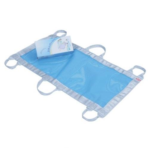 【送料無料】 入浴用ヘルパーさんネット スウィパーライト 幅45×長さ90cm 1枚入 L0038441 路加