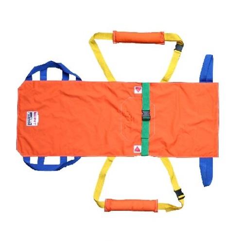 【送料無料】 ベルカ 入浴用担架 幅52×長さ140cm 1枚入 HB-140 松岡