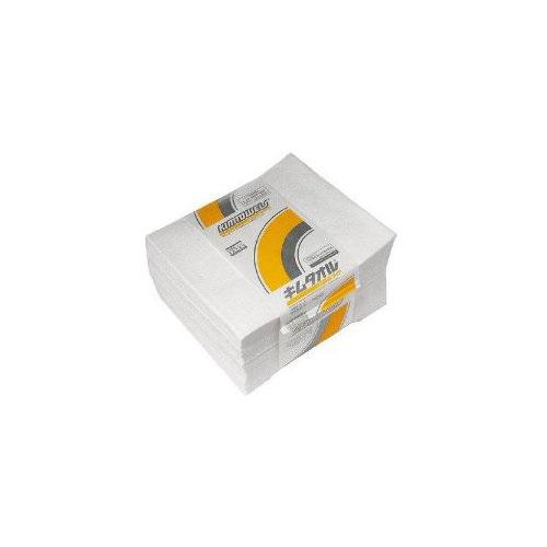 24個【1ケース)キムタオル ワイパー(ホワイト) ホワイト 1束 50枚入 日本製紙クレシア