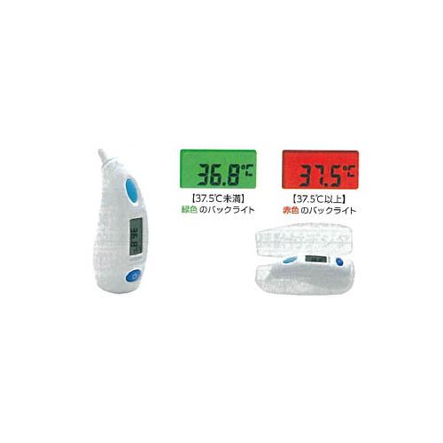 約1秒ですぱやく検温 年間定番 管理医療機器 耳式体温計 未使用 CTD505 新鋭工業