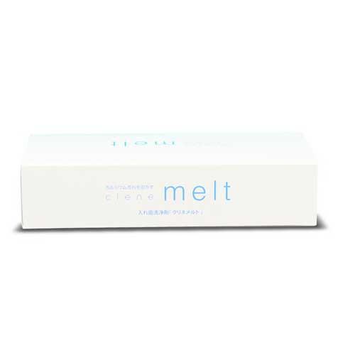 入れ歯洗浄剤 クリネメルト clene 3g×30包 価格 バイテックグローバルジャパン 今だけ限定15%OFFクーポン発行中 melt