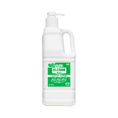 【送料無料】 Gおしり洗浄液Neo グリーンシトラス 1750ml 本体のみ ×12 ユニ・チャーム