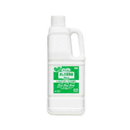 【送料無料】 Gおしり洗浄液Neo グリーンシトラス 1750ml 付替 ×12 ユニ・チャーム
