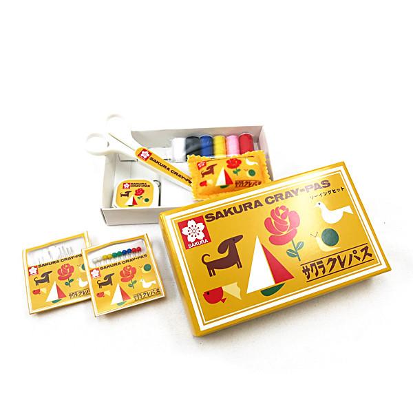 ソーイングセット 新着セール 裁縫セット サクラクレパス BOX型 KOKKA 毎日激安特売で 営業中です SCS-001 コッカ