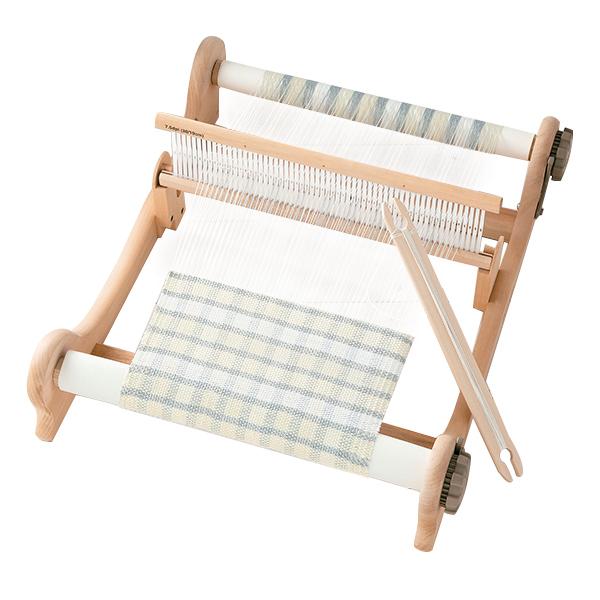 ダイニングでも リビングでも 選ばず使えます 編み物道具最大20%オフ 手織り機 オリヴィエ 白木 織美絵40 ハマナカ 買い取り H601-001 Hamanaka アウトレット