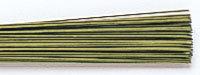 紙巻カラーワイヤー 国産品 地巻ワイヤー #22 朝日ワイヤープロダクツ グリーン 気質アップ
