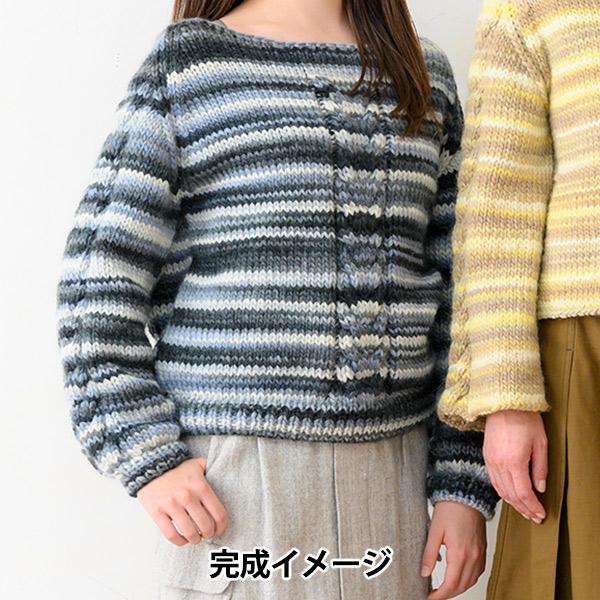 【雑誌掲載】毛糸セット 『作品番号35』