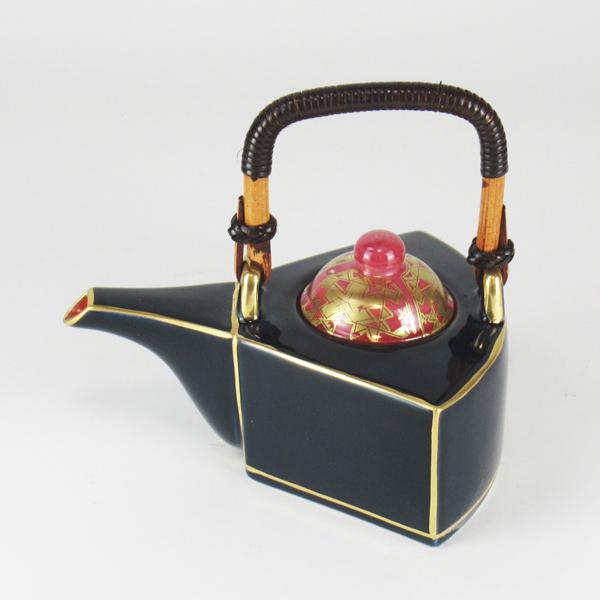 扱い易いのがなにより 蔵珍窯 新作 新着セール 人気 扇形銚子 化粧箱