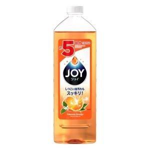 人気ショップが最安値挑戦 3 オンライン限定商品 980円以上お買い上げで送料無料 ジョイコンパクトバレンシアオレンジの香りつめかえ用特大サイズ770mlPG食器用洗剤