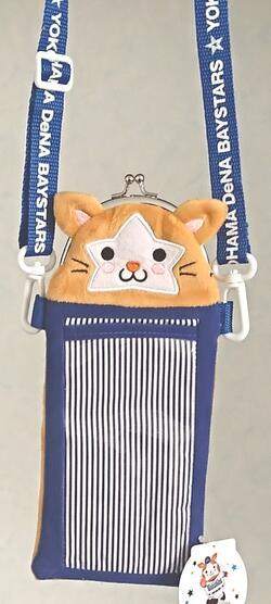 いよいよ人気ブランド ベイスターズ公式マスコット 横浜DeNAベイスターズ チケットホルダー スターマン 供え