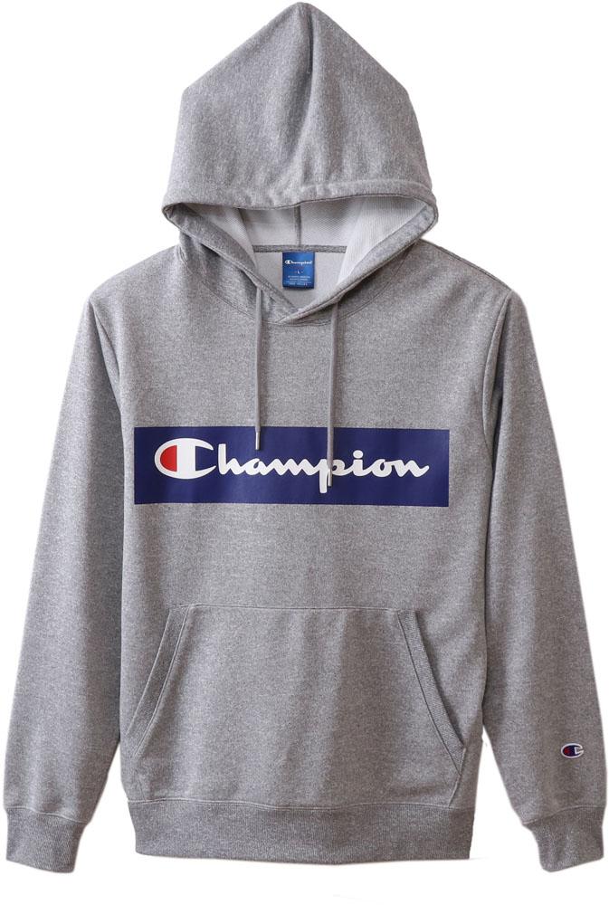 チャンピオン Champion パーカー C3NS122 オックスフォードGRY マルチSP ウェアソノタ