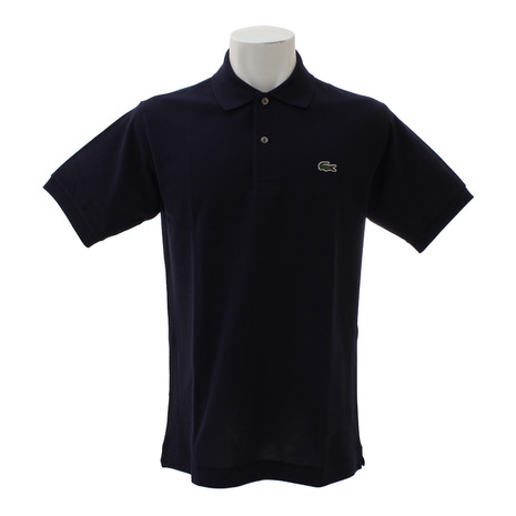 LACOSTE ラコステPOLOS CLASSIC FITポロシャツ ネイビーL1212AL-031