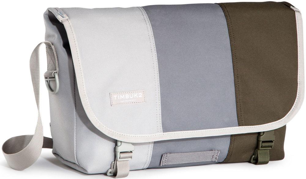 TIMBUK2 ティンバック2 【メッセンジャーバッグ】 Classic Messenger Tres Colors S(クラシックメッセンジャー トレスカラーズ S) Cinder 197421316 カジュアル バッグ