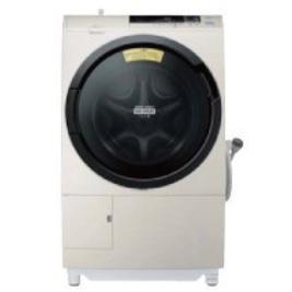 【標準設置込】 日立 ドラム式洗濯乾燥機 洗濯10.0kg/乾燥6.0kg 左開き ビッグドラム スリム BD-T6000L C ライトベージュ 【送料無料(北海道・九州・離島)へは発送不可】