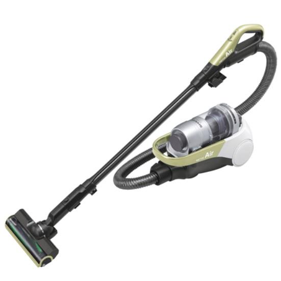 シャープ SHARP コードレスキャニスターサイクロン掃除機 RACTIVE Air EC-AS500-Y イエロー系 【送料無料(沖縄県を除く)】