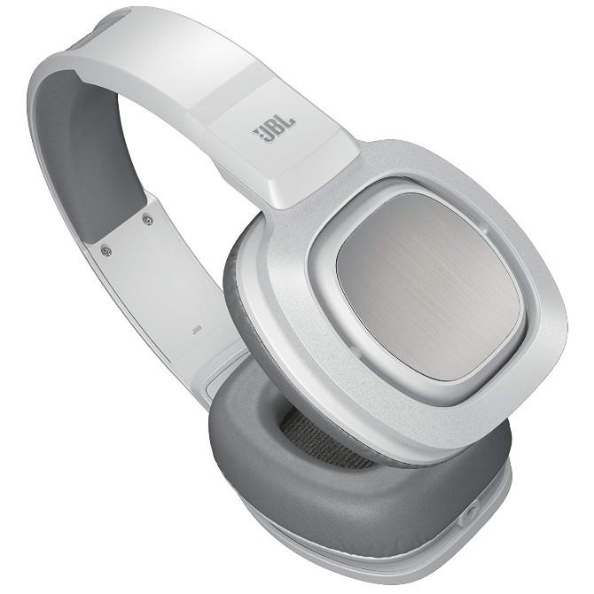 JBL DJ向け 密閉型ヘッドホン J88 ホワイト J88WHT