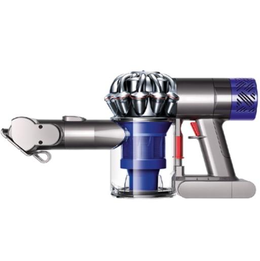 ダイソン/Dyson V6 Trigger コードレスサイクロンクリーナー HH08MH ニッケル/ブルー 【送料無料(沖縄県を除く)】