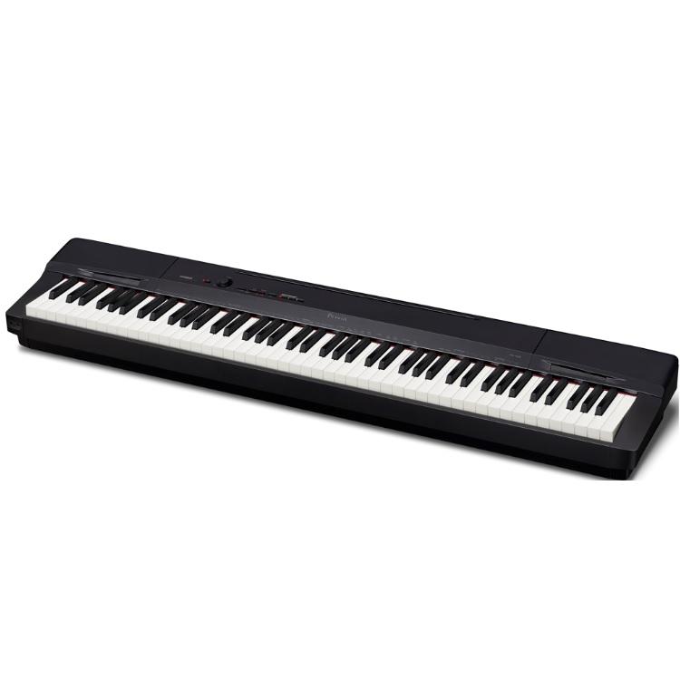 カシオ/CASIO 88鍵 電子ピアノ Privia PX-160BK ソリッドブラック調 【送料無料(沖縄県・離島は発送不可)】