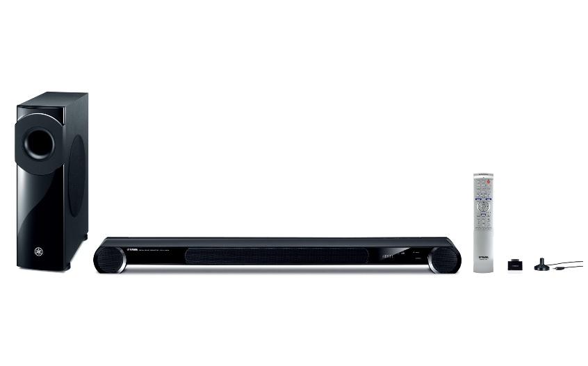 YAMAHA デジタルサラウンドプロジェクター YSP-3300(B) ブラック 【送料無料(沖縄県を除く)】【代引不可】【あんしん延長保証(別途有料)対象】