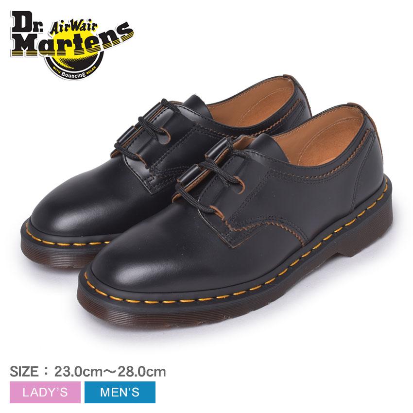 公式 ドクターマーチン シューズ 1461 GHILLIE DR.MARTENS メンズ レディース ブラック 黒 22695001 ユニセックス ブランド ギリーシューズ 靴 本革 レトロ 定番 おしゃれ お出かけ カジュアル ビンテージ ヴィンテージ シンプル レザー 驚きの値段で 人気