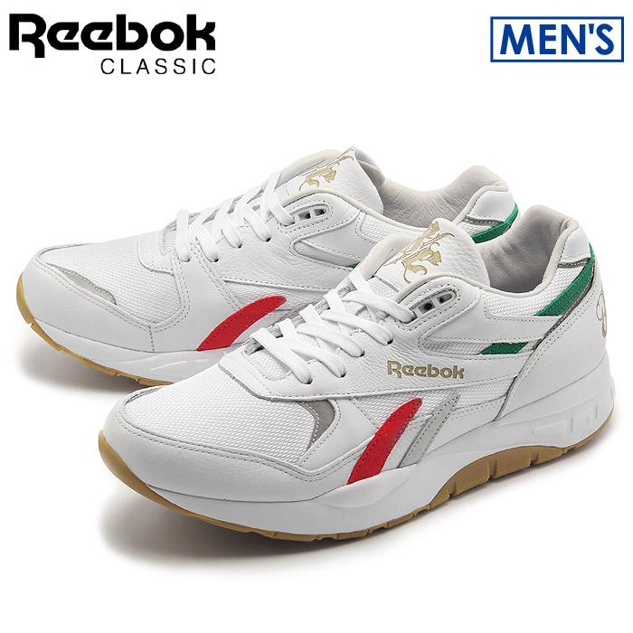 送料無料 リーボック クラシック REEBOK CLASSIC スニーカー ベンチレーター シュプリーム CDM ホワイト×レッド×グリーンVENTILATOR SUPREME CDM BD4560シューズ 靴 カジュアルメンズ