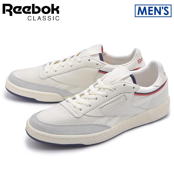送料無料 リーボック クラシック REEBOK CLASSIC スニーカー リベンジ THOF チョーク×ホワイトBD2885シューズ 靴 カジュアルメンズ
