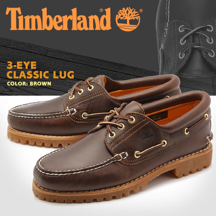 timberland 3 eye