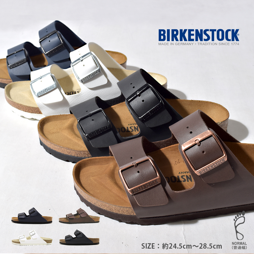 BIRKENSTOCK ビルケンシュトックサンダルアリゾナ ARIZONA 051751 051701 051731 051791 men's lady's shoes normal width brand casual stylish walk breathe; sandals