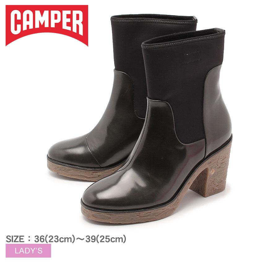 送料無料 カンペール トゥギャザー レイチェル コーミー コラボモデル(CAMPER TO&ETHER RACHEL COMEY 46834 001 )レディース(女性用) サイドゴア ブーツ 靴 シューズ カジュアル コラボレーション