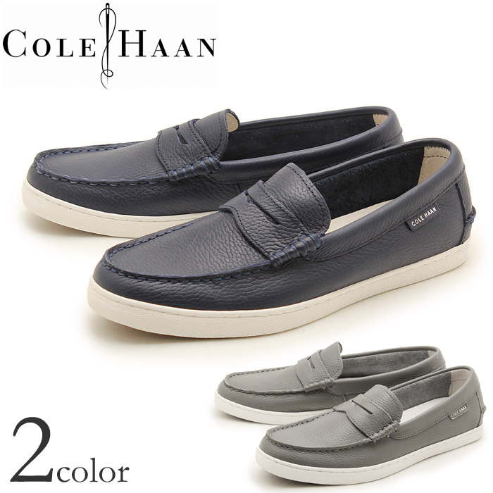 Cole Haan loafers pinch leather Weekender 2 colors (COLE HAAN C13435 C13428  PINCH LEATHER WEEKENDER) men's (men's) natural leather penny loafers casual  ...