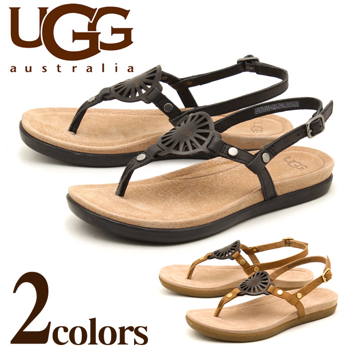 UGG® Ayden II Thong Sandals